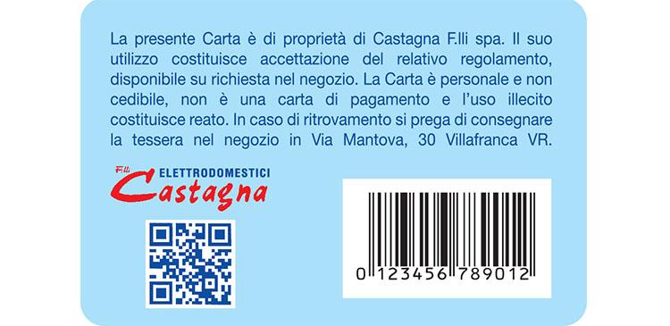 Con Castagna Card ottieni offerte promozioni e sconti
