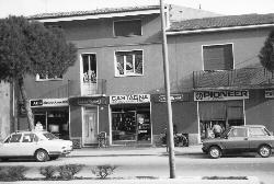 Castagna F.lli Negozio 1980