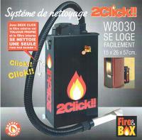 BIDONI & ASPIRACENERE: FIRE & BOX FBOX-ASPI-020