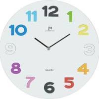 OROLOGI DA PARETE/SVEGLIE/TIMER: LOWELL LOWE-ORMU-207