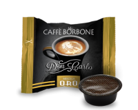 CAFFE' IN CAPSULE - PORZIONATO CHIUSO CAFFE' BORBONE BORB-CAFF-110