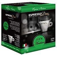CAFFE' IN CAPSULE - PORZIONATO CHIUSO: ESPRESSODUE ESP2-CAFF-030