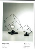 LAMPADE DA TAVOLO: SILUX MILANO LUME