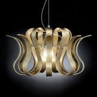 SOSPENSIONI / LAMPADARI: METAL - LUX LIGHT 216140