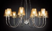 SOSPENSIONI / LAMPADARI: METAL - LUX LIGHT 180110