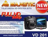 VIDEOCAMERE: MAJESTIC MAJE-TCAM-010